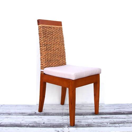 ウォーターヒヤシンスのダイニングチェア | 椅子