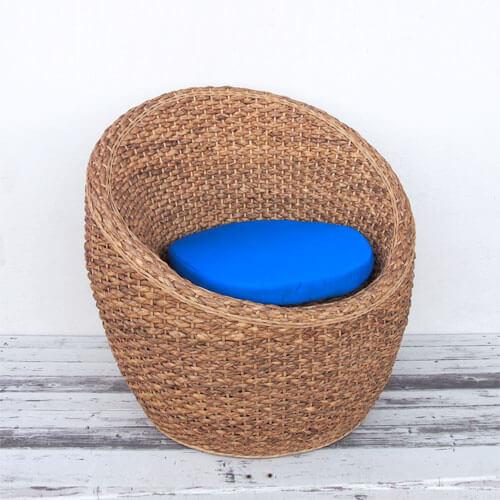 ウォーターヒヤシンスのシングルソファ | 椅子